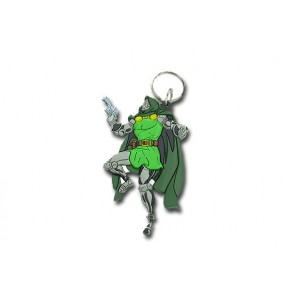 Customized pvc keychain